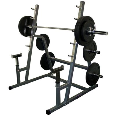 Valor Athletics BD-6 Safety Squat / Bench Combo Rack at Sears.com