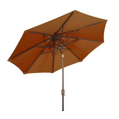 9 Market Umbrella Color: Terra Cotta