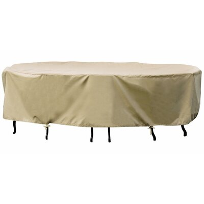 48 Round Table / Chair Winter Cover in Beige