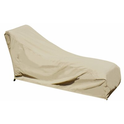Chaise Lounge Winter Cover in Beige NU564
