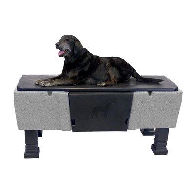 Groom-Pro Pet Tub Grooming Station Color: Light Granite
