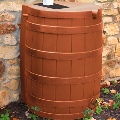 Good Ideas Rain Wizard 40 Gallon Rain Barrel - Color: Terra Cotta at Sears.com