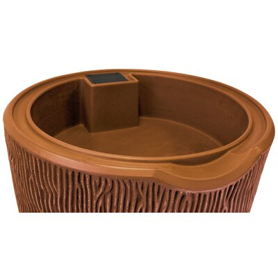 Good Ideas Impressions 90 Gallon Rain Saver Coral - Color: Terra Cotta at Sears.com