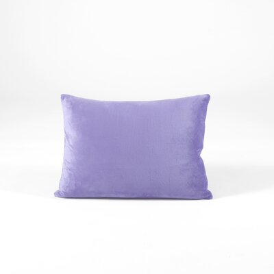 Throw Pillow Color: Lavender