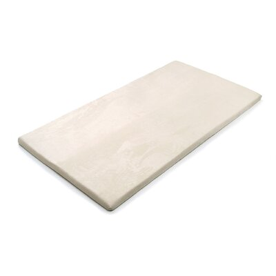 Ashley Roberts Memory Foam Mattress Topper Size: Queen