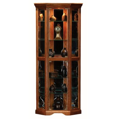 Eagle Industries Oak Ridge Tall Corner Curio