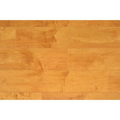 Charterfield 7 x 48 x 12mm Laminate Flooring in Honey