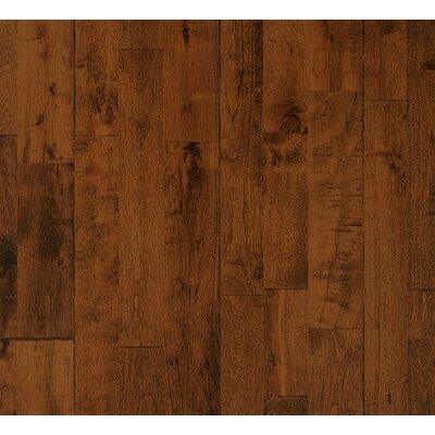 Rustic Elegance 7.88 Solid Birch Hardwood Flooring in Warm