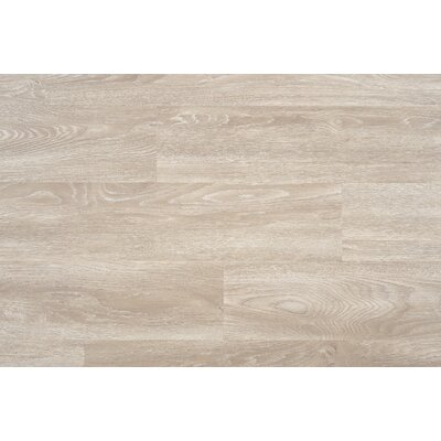 Bruno 7 x 48 x 12mm Laminate Flooring in Ice