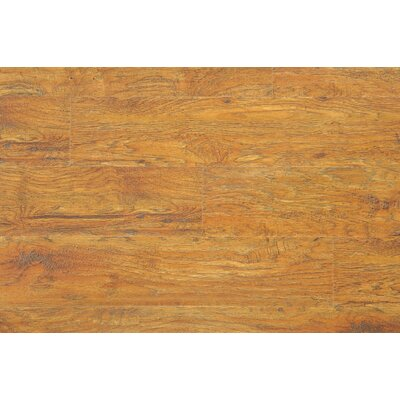 Bruno 7 x 48 x 12mm Oak Laminate Flooring in Nectar