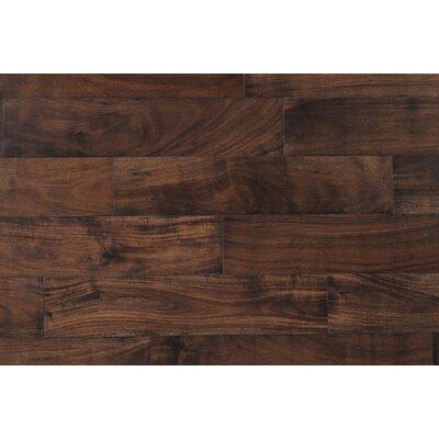 Enduring Elegance 4.75 Engineered Acacia Hardwood Flooring in Montelena