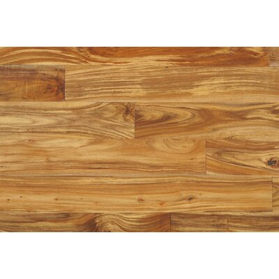 Kensington 4-3/4 Engineered Acacia Hardwood Flooring in Natural Acacia