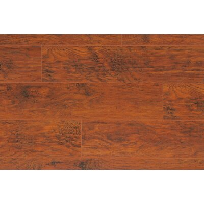 Bruno 7 x 48 x 12mm Laminate Flooring in Golden