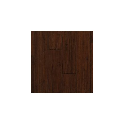 Exotic 5-1/5 Solid Bamboo Flooring in Fossilized