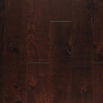 Sea Plank 4.9 Engineered Birch Hardwood Flooring in Fripps