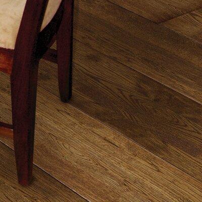 Providence 7-7/8 Solid Oak Flooring in Golden Honey