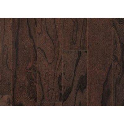 Rio 4-9/10 Engineered Elm Hardwood Flooring in Brown