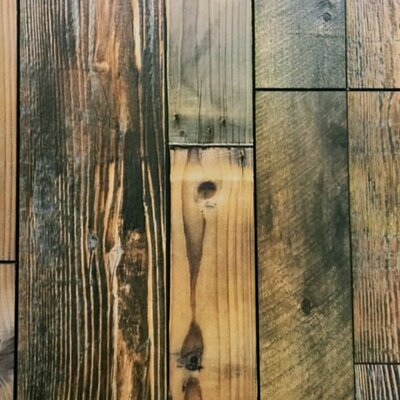 Tatum 5 x 47.75 x 12mm Laminate Flooring in Barn Board