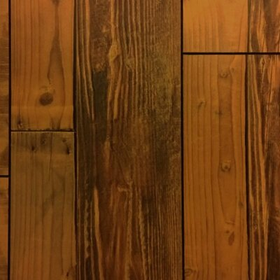 Tatum 5 x 47.75 x 12mm Laminate in Clapboard