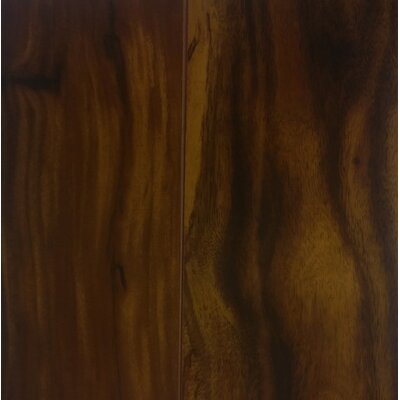 Australian Plank 5 x 47.75 x 12mm Acacia Laminate in Darkened