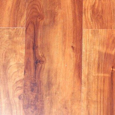 Summer Wood 6-2/5 x 48 x 8.8mm Luxury Vinyl Plank in Airy Acacia