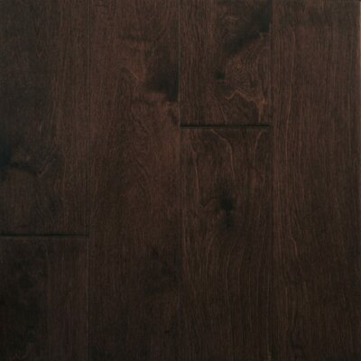 Vineyard 4 9/10 Engineered Birch Hardwood Flooring in Barbera