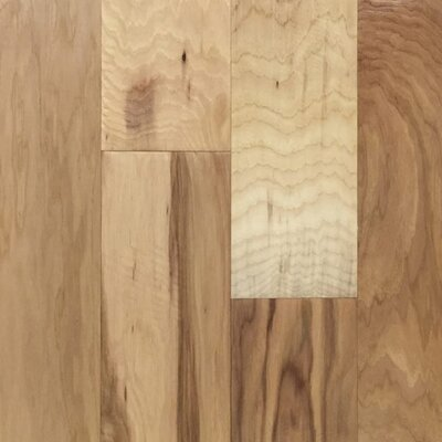 Farm Plank 5 Engineered Hickory Hardwood in Barley