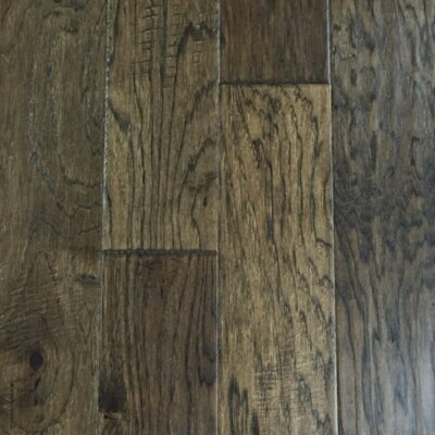 Farm Plank 5 Engineered Hickory Hardwood in Bison