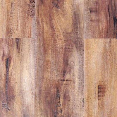 Kellen 6-2/5 x 47 x 8.8mm Luxury Vinyl Plank in Dusted Walnut