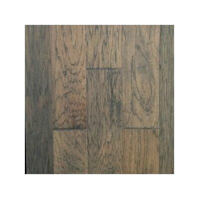 Farm Plank 5 Engineered Hickory Hardwood Flooring in Gander