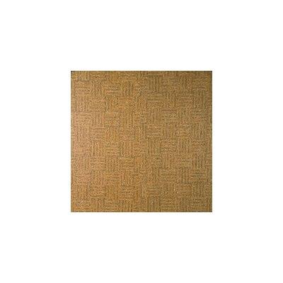 Bobber 11.75 Cork Hardwood Flooring in Brown
