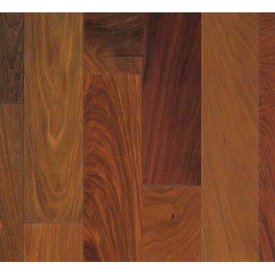 Furniture-0.56 x 2.75 x 94.5 Stair Nose in Brazilian Ipe