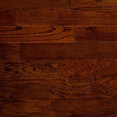 Wyoming 5.5 Engineered Red Oak Hardwood Flooring in Oak