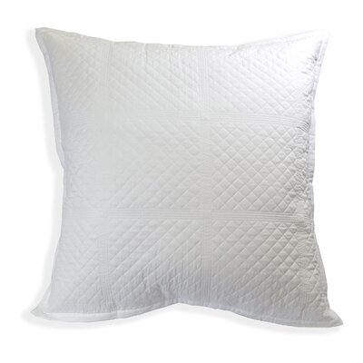Starlight Quilted Euro Sham