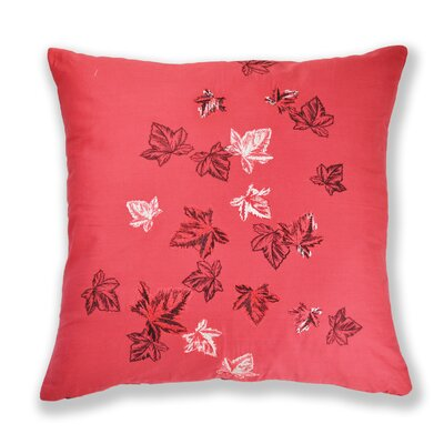 Rosemund Cotton Throw Pillow
