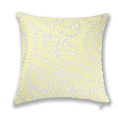 Abby Cotton Throw Pillow