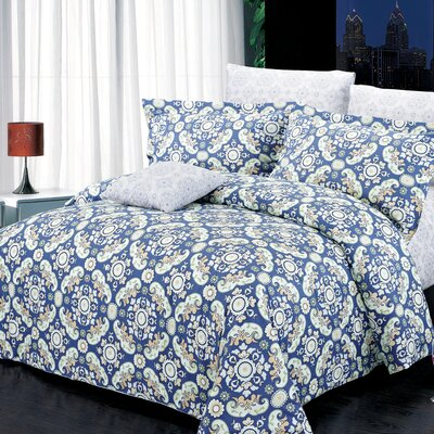 Harper Reversible Duvet Set Size: King
