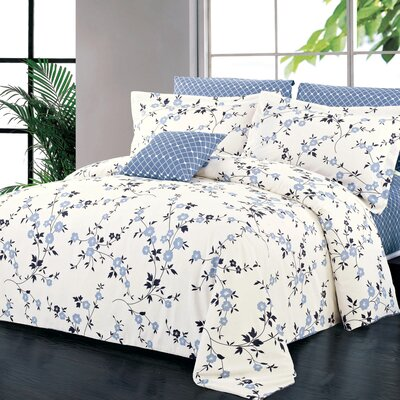 Adelaide Reversible Duvet Set Size: King