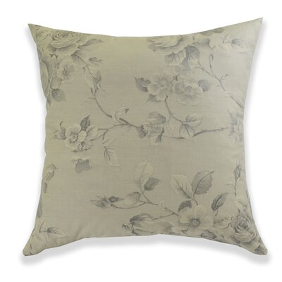 Tess Cotton Throw Pillow