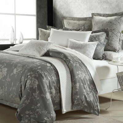Tess 3 Piece Duvet Set Size: King
