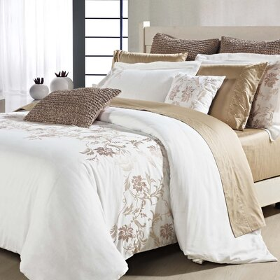 Park Avenue 3 Piece Duvet Set Size: Queen