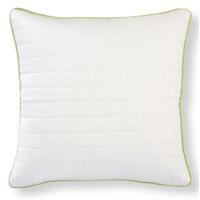 Wisteria Cotton Throw Pillow