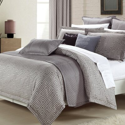 Athens Coverlet Size: Queen