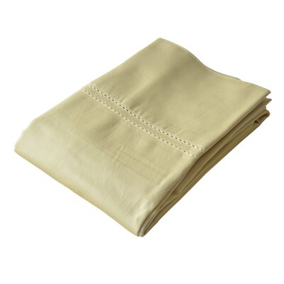 Baton Rouge Pillow Case Color: Mocha