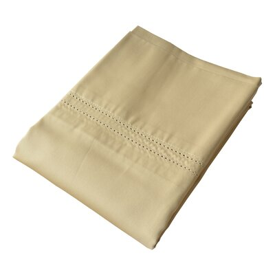 Baton Rouge Pillow Case Color: Taupe