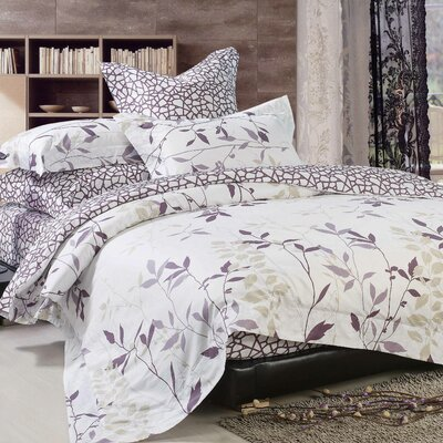 Toledo 4 Piece Duvet Cover Set