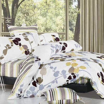Vintage 3 Piece Duvet Cover Set