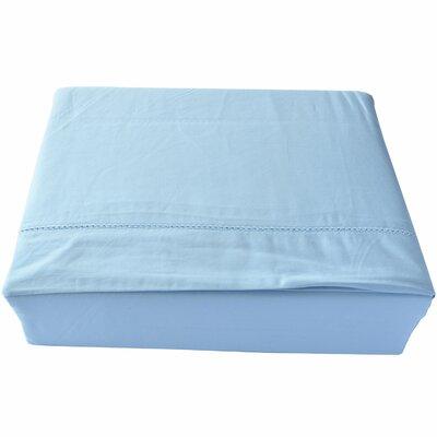 Isabelle 3 Piece Duvet Cover Set Size: King, Color: Ice Blue