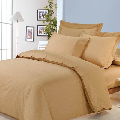 Isabelle Jacquard Sheet Set Size: King, Color: Venetian