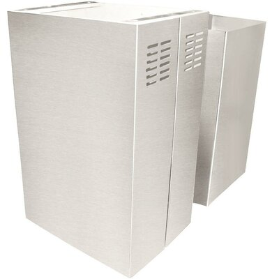 Cavaliere Chimney Extension Range Hood Filter SV218-ACS-CCEL-D-IM